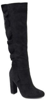 Journee Collection Vivian Wide Calf Boot