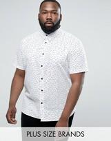 D-Struct PLUS Polka Dot Shirt