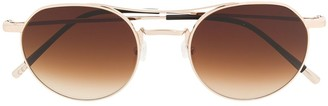 Epos Cerbero round sunglasses