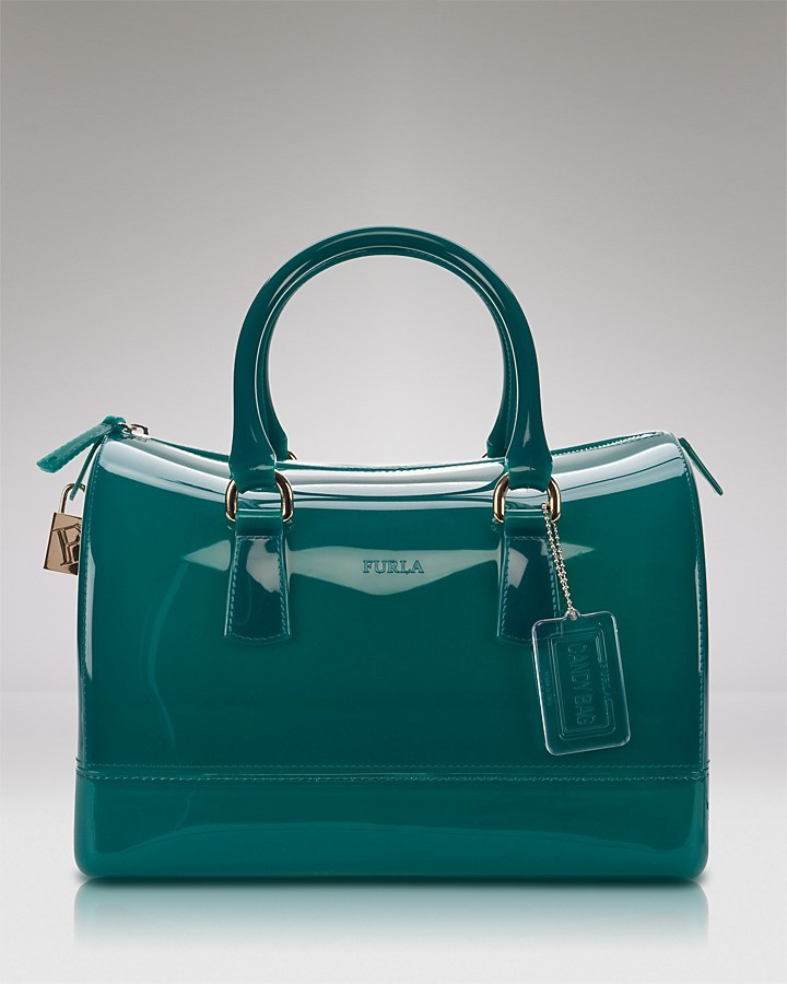 Furla Satchel - Solid Candy