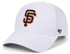 '47 San Francisco Giants White Mvp Cap