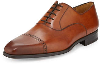 Magnanni Men's Wolden Lace-Up Leather Oxford