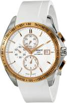 Tissot Men's T0244272701100 Velco-T Chronograph Dial Watch