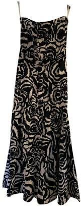 Nicole Farhi Blue Cotton Dress for Women