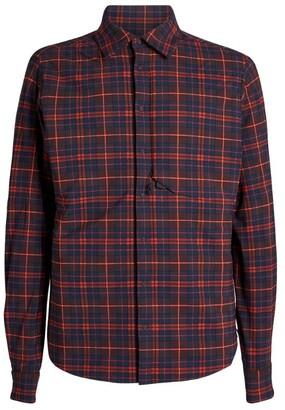 Sease Padded Gate Shirt Jacket