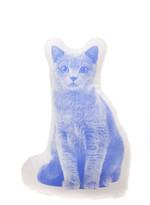 Areaware Shorthair Cat Cushion