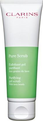 Clarins Pure Face Scrub