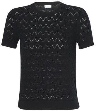 Maison Ullens Short-sleeved jumper