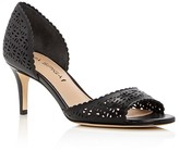 Via Spiga Lysette Perforated d'Orsay Pumps - 100% Bloomingdale's Exclusive