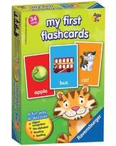 Fashion World My First Flash Card Game