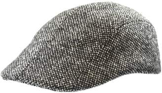 London Fog Donegal Tweed Duckbill Ivy Cap