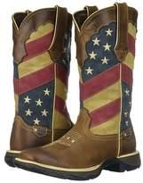 Durango Lady Rebel 11 Flag Cowboy Boots