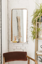 Urban Outfitters Sena Rounded Edge Mirror