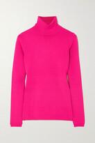Stella McCartney - Knitted Turtleneck Sweater - Pink