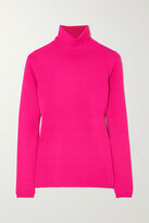 Stella McCartney - + Net Sustain Knitted Turtleneck Sweater - Pink
