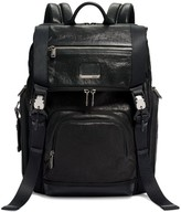 Tumi Alpha Bravo Lark Leather Backpack