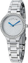 Stuhrling Original Womens Silver Tone Bracelet Watch-Sp14920