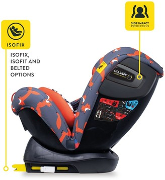 Cosatto All in All + Group 0+123 Isofix Carseat - Mister Fox