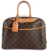 Louis Vuitton Monogram Deauville Tote