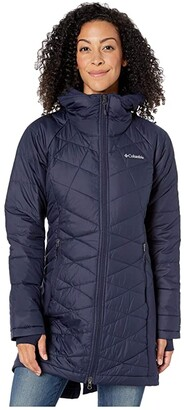 Columbia Heavenlytm Long Hybrid Jacket