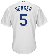 Majestic Men's Corey Seager Los Angeles Dodgers Replica Jersey