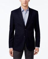 Calvin Klein Men's Classic-Fit Houndstooth Blazer