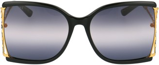 Gucci Combination Rim Sunglasses