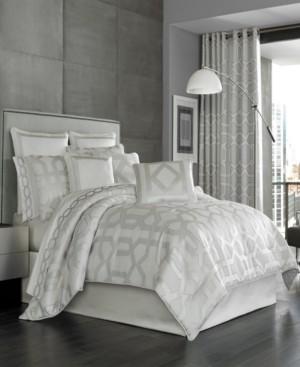 J Queen New York Five Queens Court Kennedy California King Comforter Set Bedding