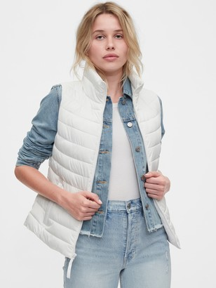 Gap Upcycled Lightweight Puffer Vest