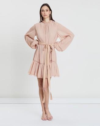 Keepsake Murmur Long Sleeve Dress