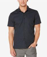 Perry Ellis Men's Arrow Print Short-Sleeve Shirt