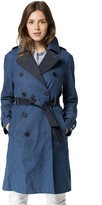Tommy Hilfiger Final Sale-Denim Trench