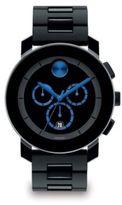 Movado Large Bold Chronograph Watch