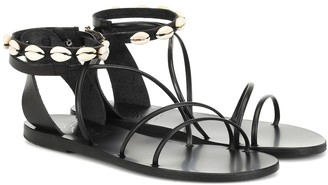 Ancient Greek Sandals Exclusive to Mytheresa Meloivia leather sandals