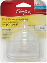 Playtex Natural Latch Nip.Slow