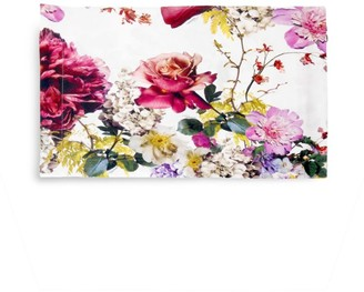 Roberto Cavalli Floris Printed Cotton Sateen 2-Piece Sham Set