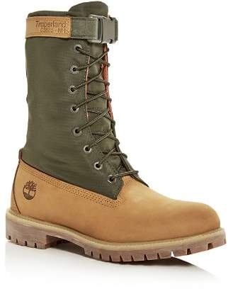 Timberland Men's Waterproof Nubuck Leather Boots