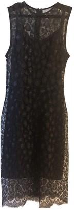 Rebecca Vallance Black Lace Dress for Women