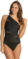 Miraclesuit Network Jena One Shoulder Swimsuit 8122960
