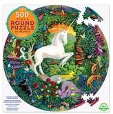 Eeboo Infant Girl's Unicorn Jigsaw Puzzle