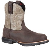 "Rocky Women's 8"" LT Composite Toe WP Western Boot RKW0218"