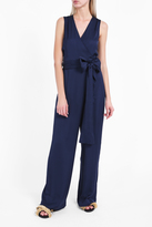 Paul & Joe Laforges Satin Jumpsuit