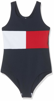 Tommy Hilfiger Girl's Swimsuit Non-Wired Swimsuit