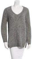 Soyer Boxy V-Neck Sweater w/ Tags