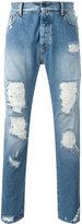 Palm Angels Cotton Jeans