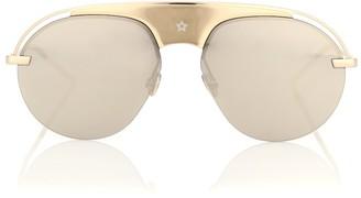 Christian Dior R)Evolution aviator sunglasses