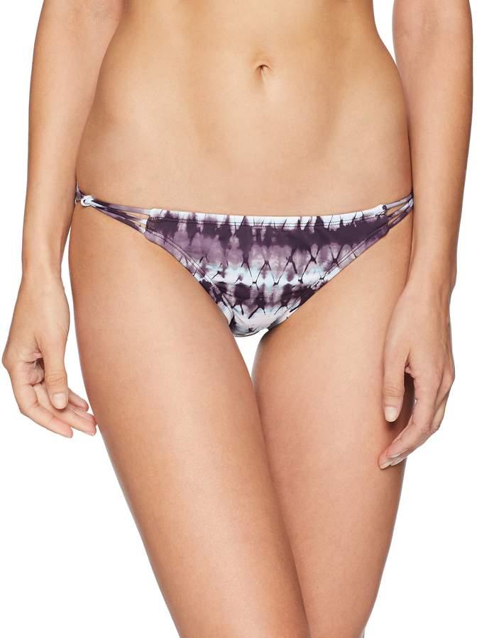 Hobie Junior's Macrame Side Hipster Bikini Swimsuit Bottom