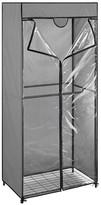 Whitmor Steel Double Rod Closet - Gray