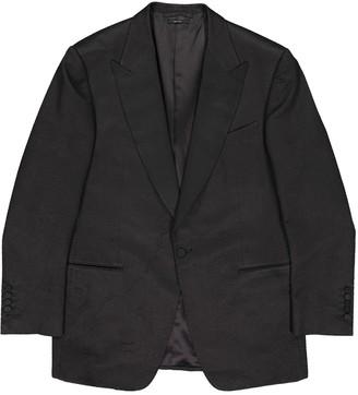 Tom Ford Black Cotton Jackets