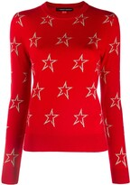 Thumbnail for your product : Perfect Moment Floro intarsia knit jumper